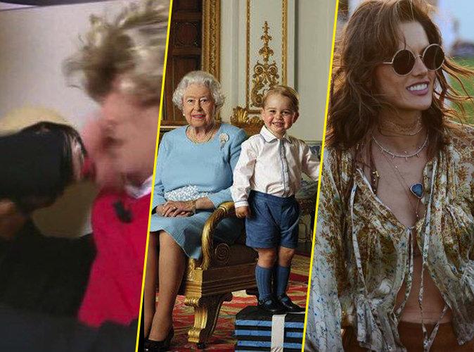 #Top10Public n°9 : JoeyStarr, Prince George, Alessandra Ambrosio, les 10 photos marquantes de la semaine !