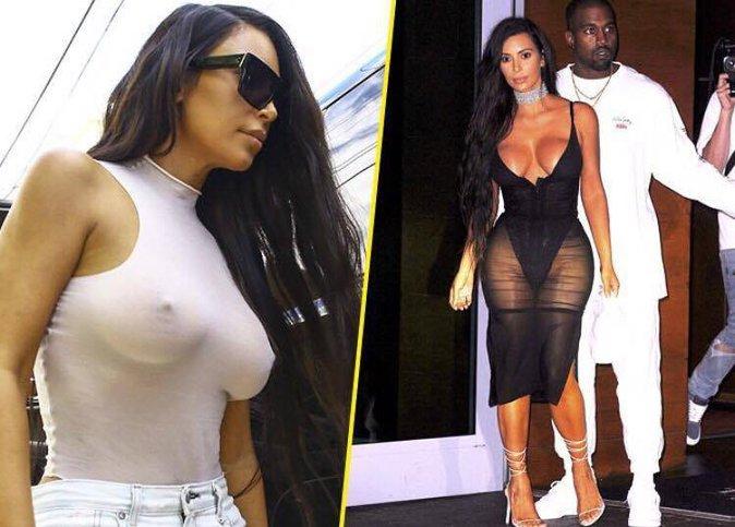 2- Kim Kardashian