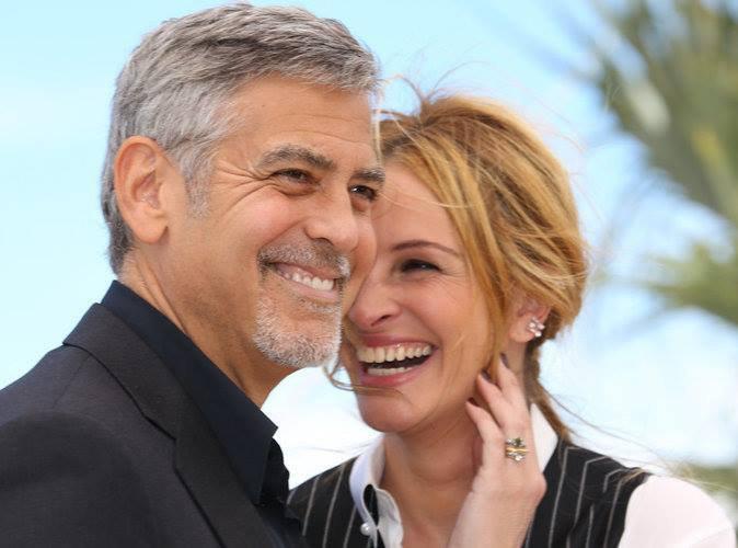 3- Cannes 2016 : Julia Roberts et George Clooney : les BFF du Festival !