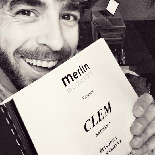 9- Clem : Agustin Galiana (Adrian) confirme son retour dans la série !