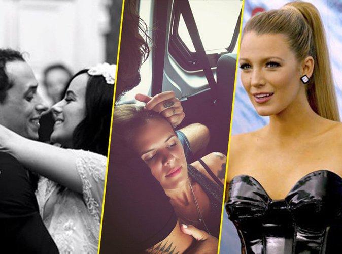 #Top10Public n�17 : Aliz�e, Laure Manaudou, Blake Lively, les 10 photos marquantes de la semaine !