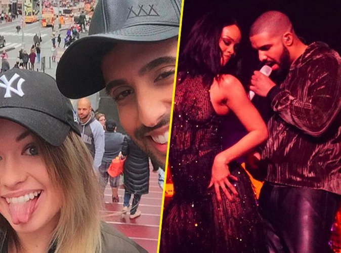 #TopNewsPublic : EnjoyPhoenix aurait retrouv� l'amour, Rihanna et Drake en couple !