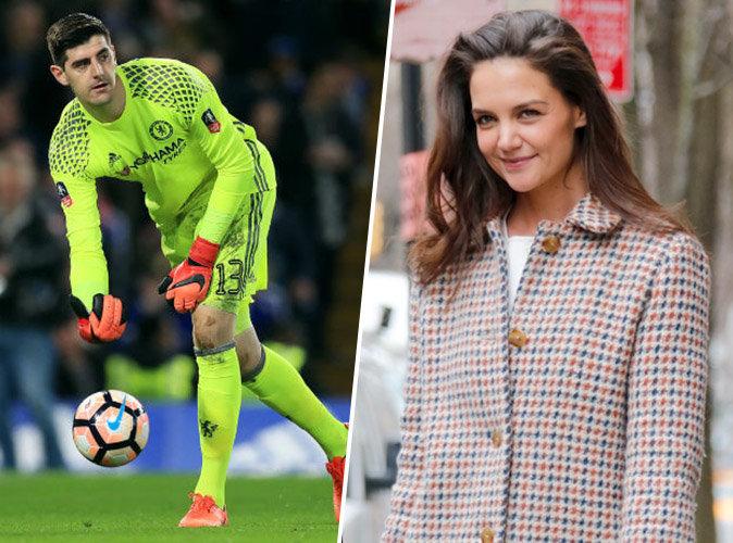 #TopNewsPublic : Le footballeur Thibaut Courtois quitte sa femme enceinte, Katie Holmes et Jamie Foxx, enfin la photo !