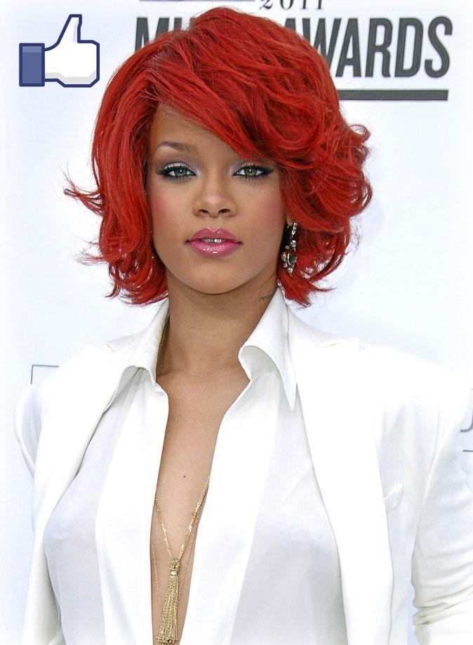 Le meilleurmake-up : Rihanna