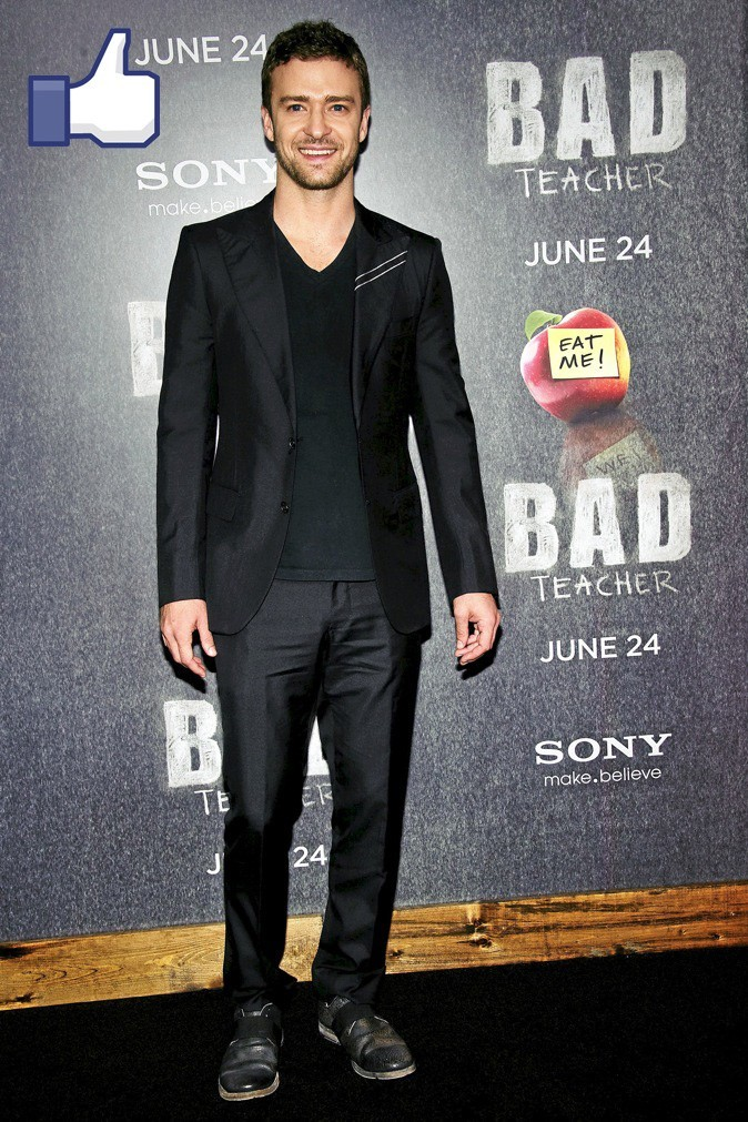 Le meilleurmec : Justin Timberlake