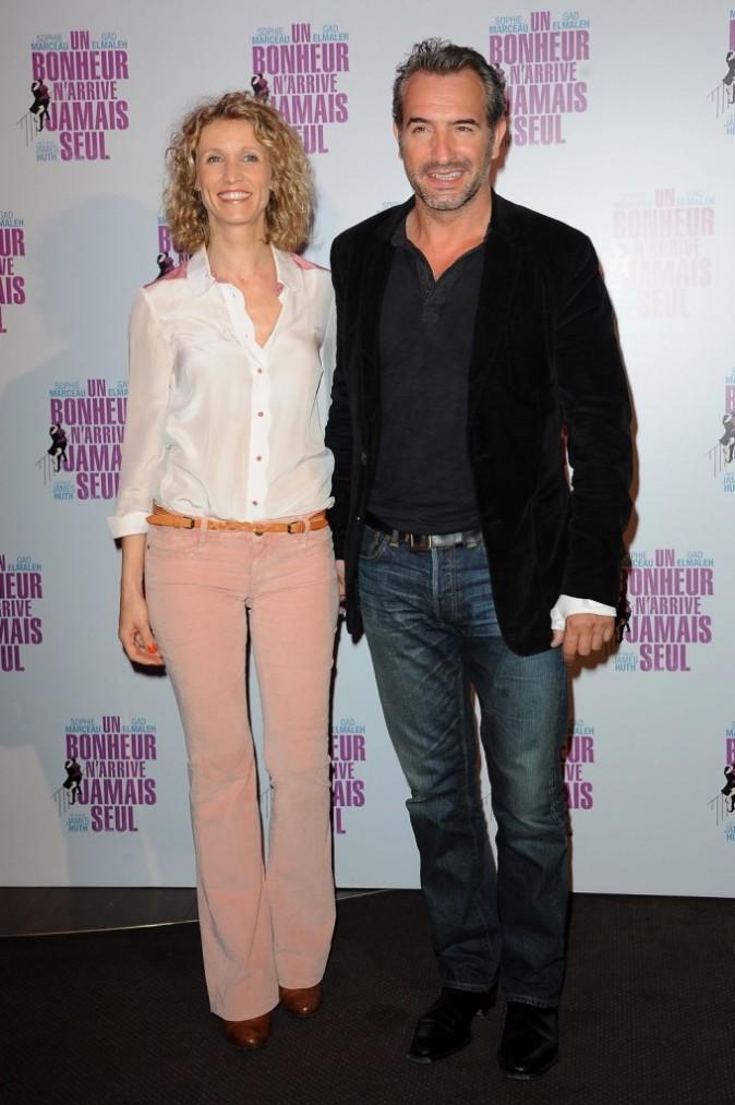 Public glam awards 2012 le couple le plus sexy est for Jean dujardin jules dujardin