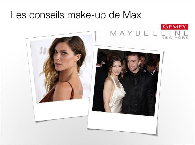 Les conseils make-up de max