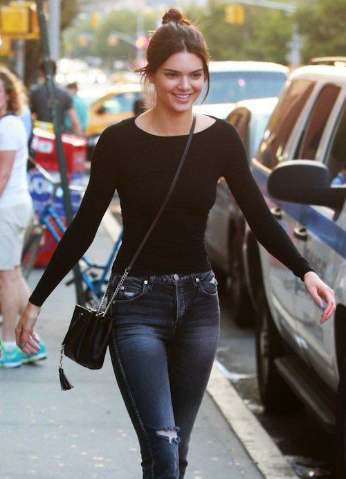 La plus belle au naturel : Kendall Jenner