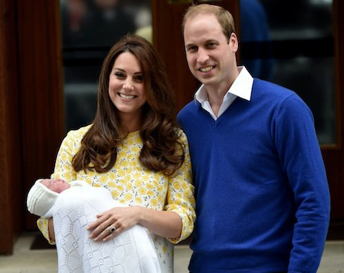 Le plus beau couple : Kate Middleton et le prince William