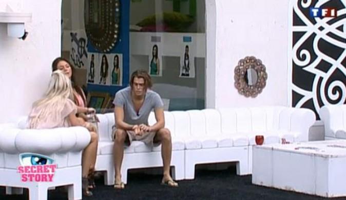 Aurélie tente de convaincre Geoffrey et Marie de nominer Juliette ...