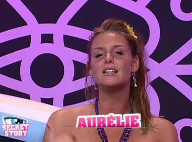Secret Story 5 : Aurélie bien décidée à venger Rudy !