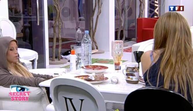 Aurélie veut savoir s'il y a eu un bisou entre Sabrina et Geof !