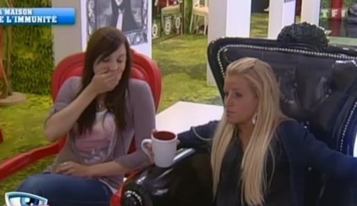 Elle confie ses doutes à Morgane...