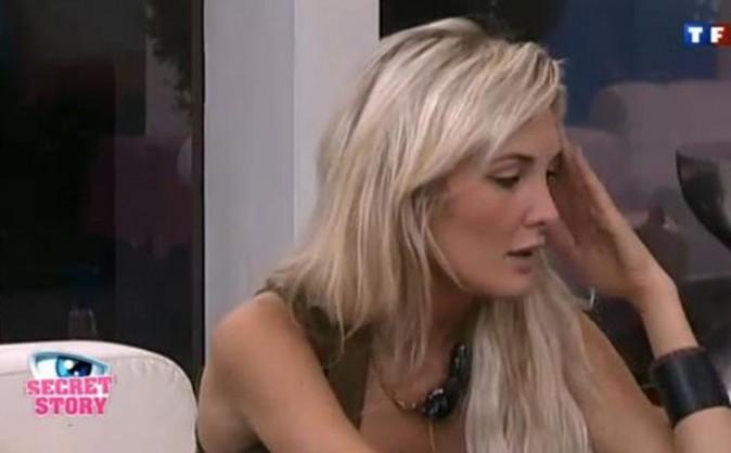Marie a peur que Geoffrey la quitte ...