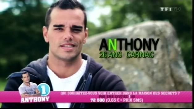 Anthony le tireur d'élite