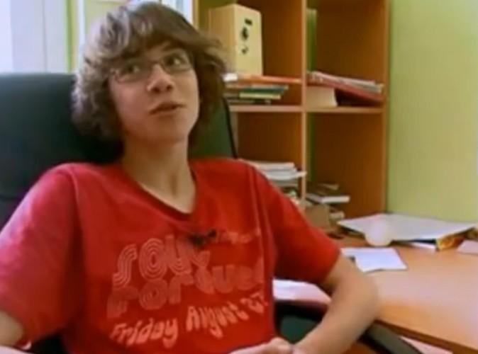Secret Story 6 : Sacha est le candidat qui a eu son bac à 16 ans !