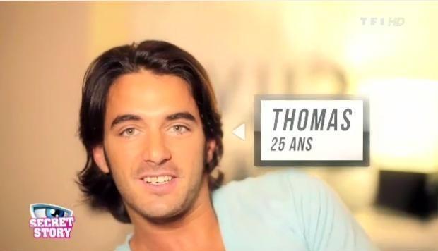 Thomas, nouveau candidat