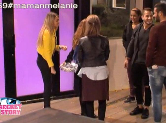 Vidéo : Secret Story 9 : Mélanie recadrée par sa mère !