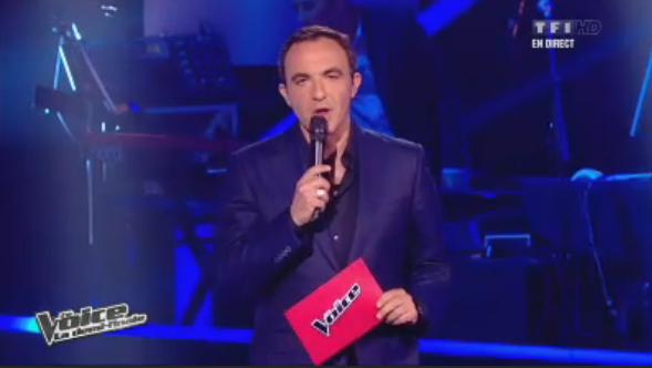 Et revoilà Nikos avec son enveloppe : on va connaître les résultats !