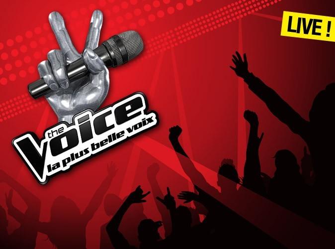 The Voice : suivez en live la finale en direct !