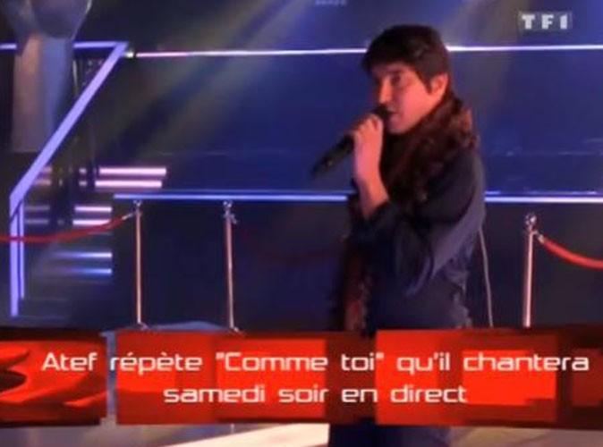 Vidéo : The Voice : découvrez les chansons que Valérie, Atef,  Al.Hy, Pia vont interpréter demain en live !