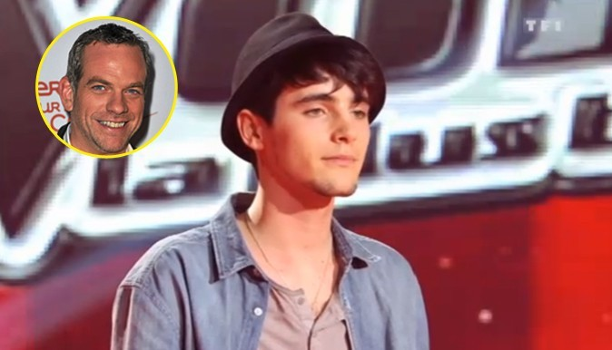 Louis Delort, candidat à The Voice !