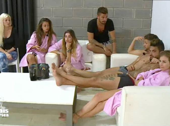 LMSA : Liam pose nue avec Julien !