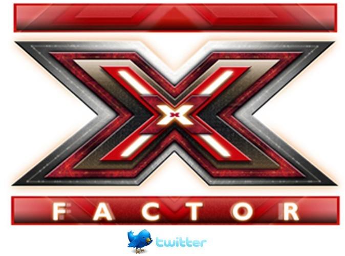 X Factor : le prime d'hier vécu sur Twitter !