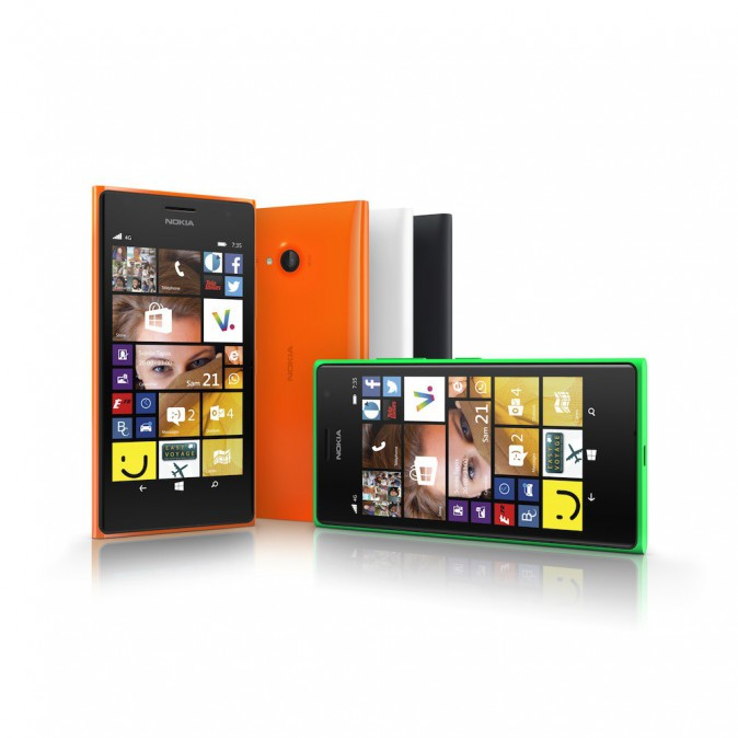 jeu concours gagnez votre smartphone nokia lumia 735. Black Bedroom Furniture Sets. Home Design Ideas