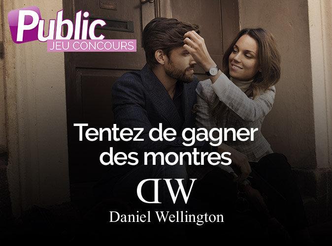 Jeu concours : Tentez de gagner des montres Daniel Wellington !