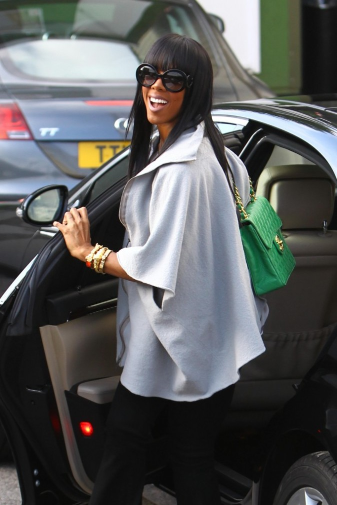 Kelly Rowland, une vraie diva!