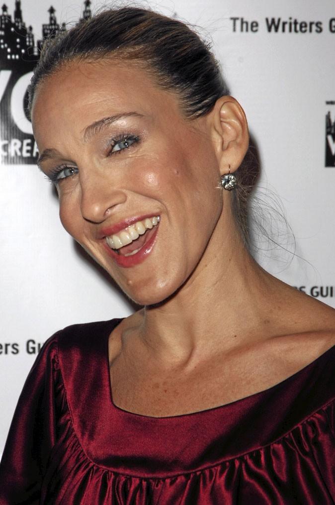Autobronzant : le bronzage raté de Sarah Jessica Parker