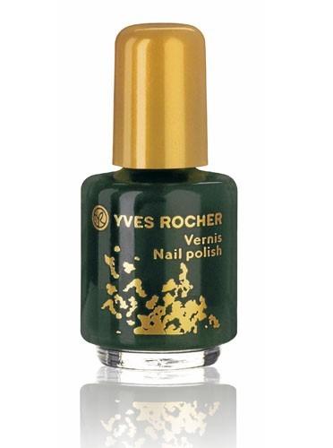 Vernis vert, Yves Rocher, 1,95€