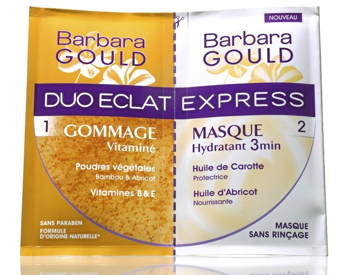 Duo éclat express, Barbara Gould. 1,80 €.