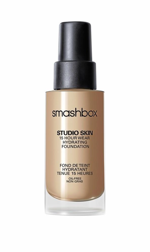 Pour un teint mat: Fond de teint hydratant Tenue 15 Heures, Studio Skin, Smashbox 35,50 €