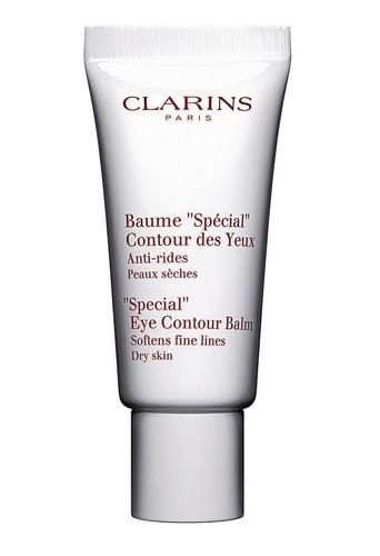 3 - Baume Spécial contour des yeux, Clarins. 35,50 €.