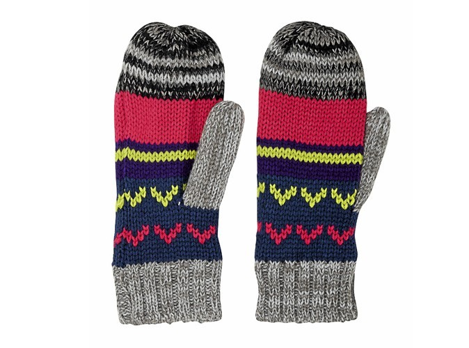 5 - Gants multicolores Hummel, 29€