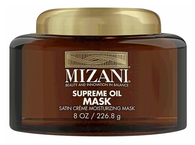 Masque capillaire, Supreme Oil, Mizani, 26 €.