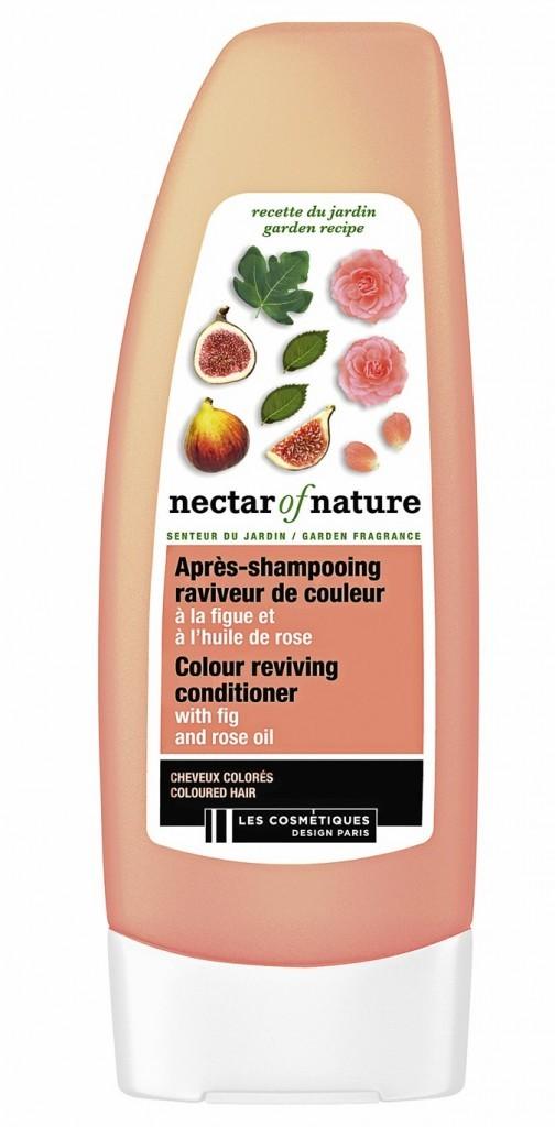 Après-shampooing raviveur d'éclat, Les Cosmétiques Design Paris dans les centres Carrefour 2,10 €