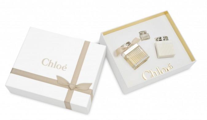 Coffret eau de parfum 50 ml, lotion et miniature, Chloé en exclusivité chez Sephora 82,90 €