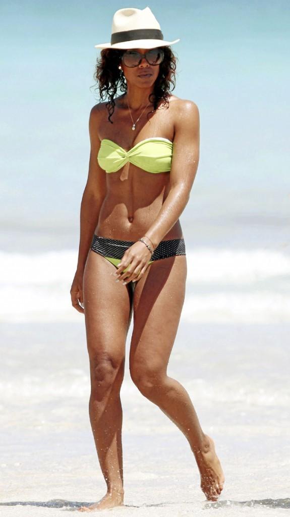 Beauté : on veut les mêmes gambettes que Kelly Rowland cet été !