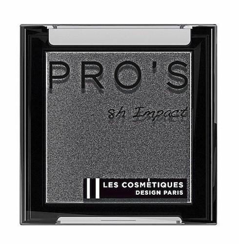 Fard à paupières, Gris Foncé, 8h Impact Pro's, Les Cosmétiques Design Paris 5,05 €