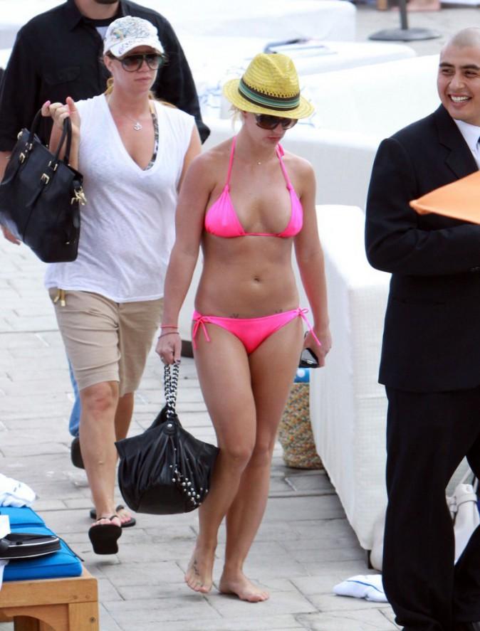 Beauté de Britney Spears : retour sur le CV morphologique de la fiancée de l'Amérique !