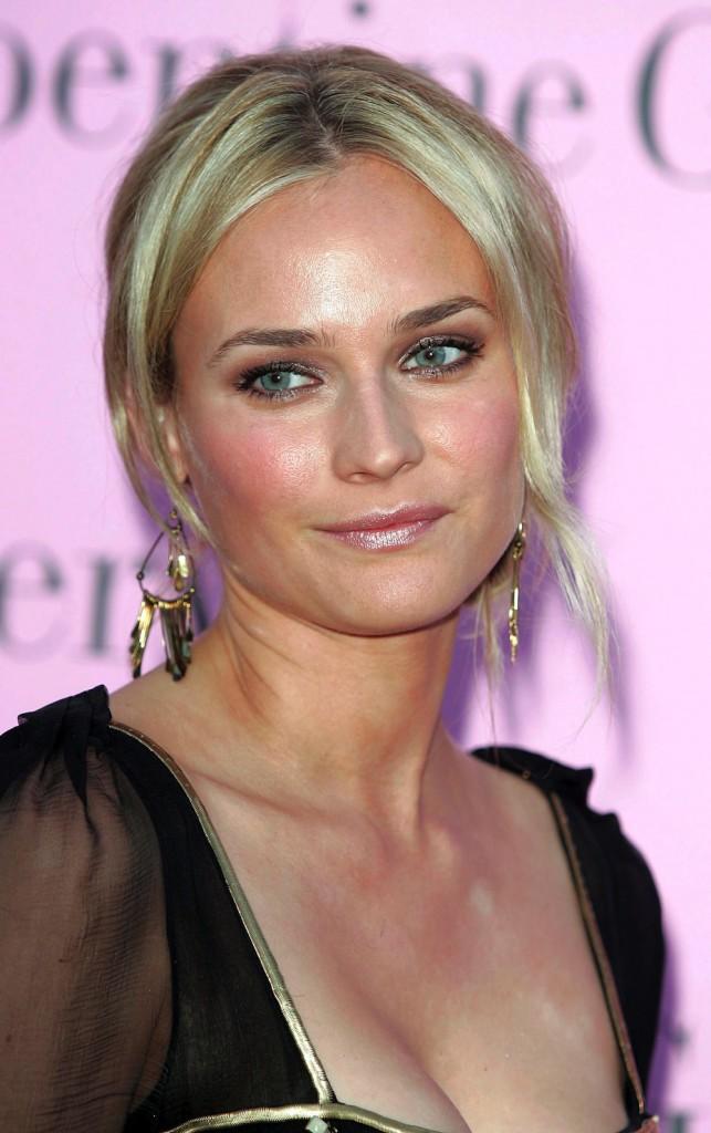 Beauté de Diane Kruger : retour sur le CV make-up de l'actrice !