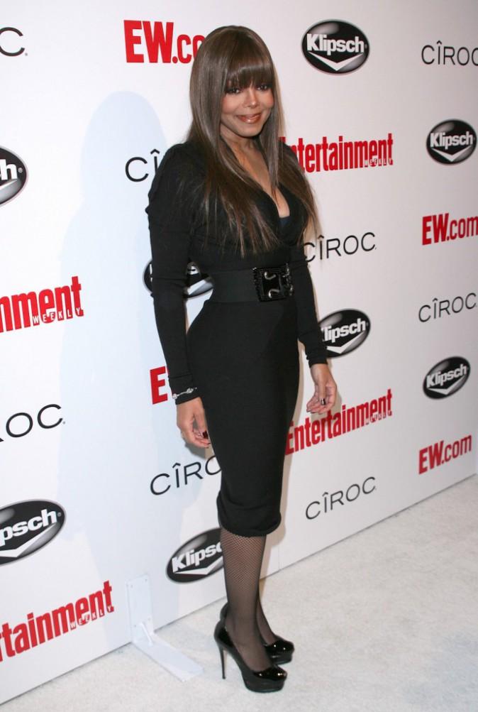Janet Jackson en 2008