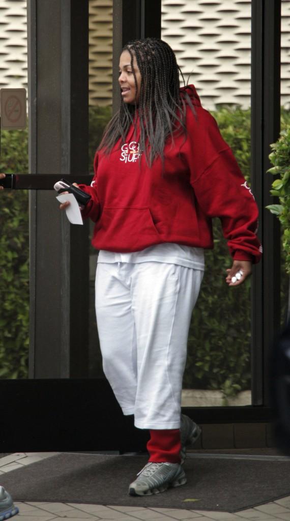 Janet Jackson en 2013