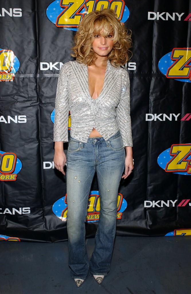 Jessica Simpson en 2003