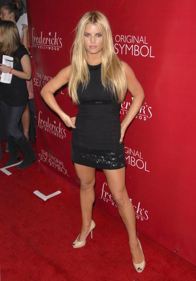 Jessica Simpson en 2007