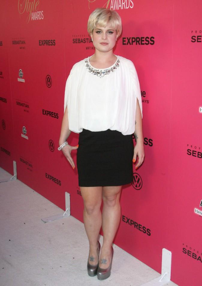 Beauté de Kelly Osbourne : retour sur le CV morphologique de l'ex-punkette !