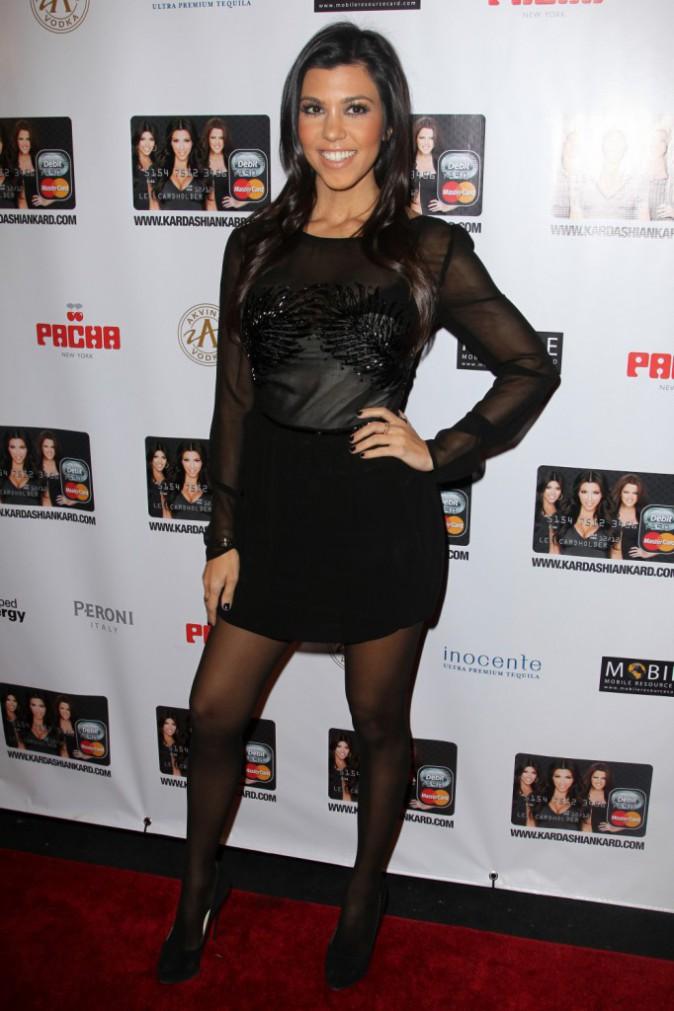 Kourtney Kardashian en 2010